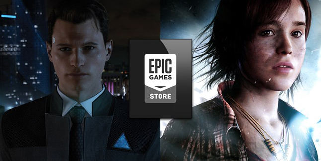 Heavy Rain Beyond Two Souls and Detroit for PC Banner Small