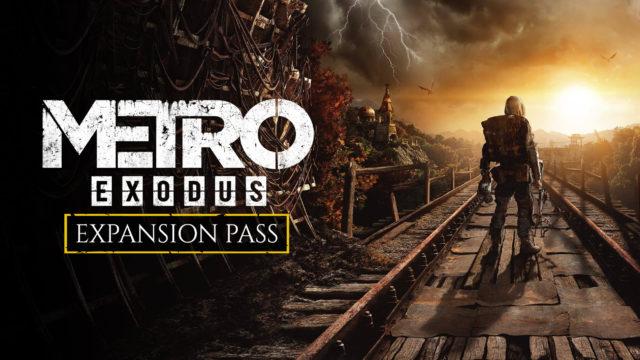 Metro Exodus Expansion Pass Banner Large