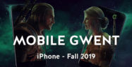 Mobile GWENT Banner