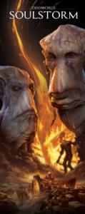 Oddworld Soulstorm Banner Art 1