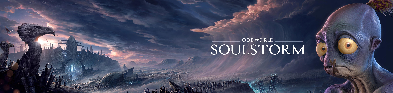 Oddworld Soulstorm Banner Art 2