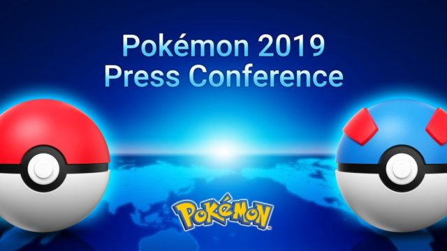 Pokemon Press Conference
