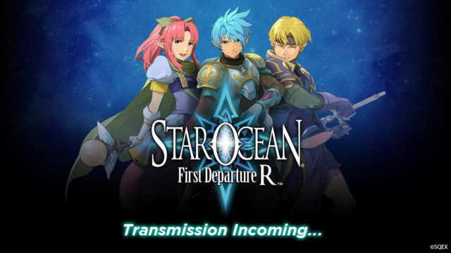 Star Ocean First Departure R Banner