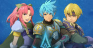 Star Ocean First Departure R Banner Small