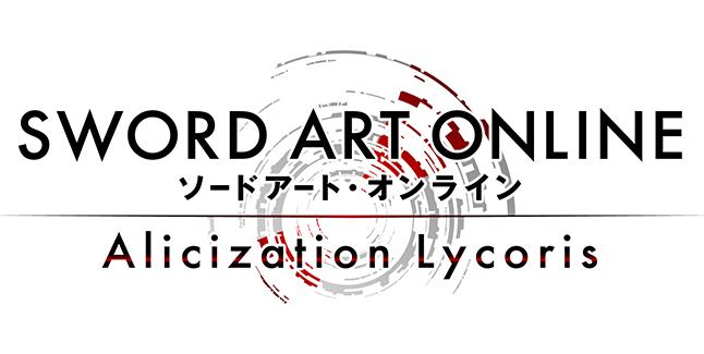 Swordd Art Online Alicization Lycoris Logo