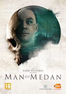 The Dark Pictures Man of Medan Cover Art