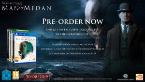The Dark Pictures Man of Medan Pre-Order Bonus