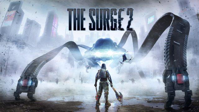 The Surge 2 Key Visual