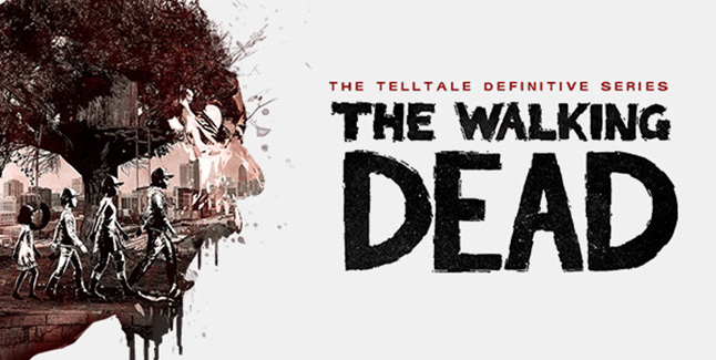 The Walking Dead The Telltale Definitive Series Banner