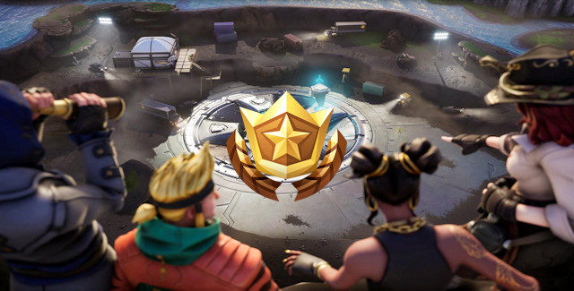 Fortnite Season 8 Week 10 Secret Battle Star Location