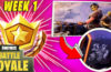 Fortnite Season 9 Week 1 Secret Battle Star Location