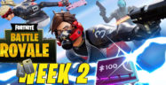 Fortnite Season 9 Week 2 Secret Battle Star Location