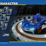 Team Sonic Racing Secret Characters