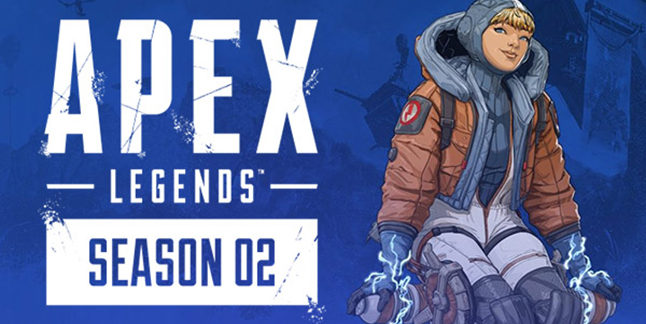 Apex Legends Season 2 Banner