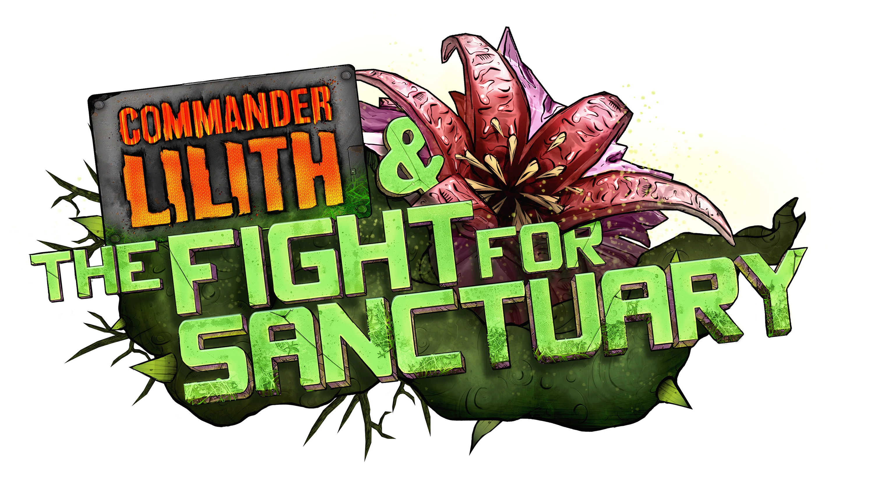 Commander Lilith & the Fight for Sanctuary Logo