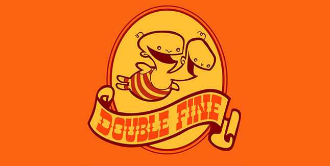 Double Fine Productions Banner