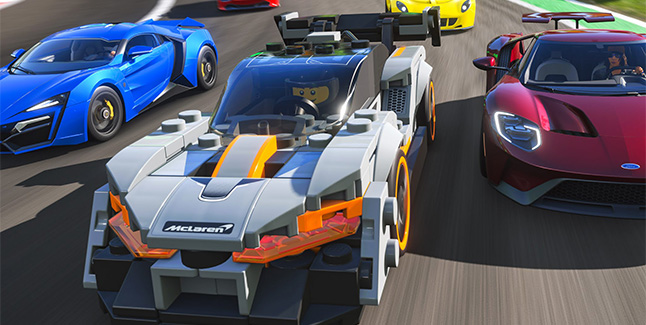 forza horizon 4 expansion lego speed champions announced. Black Bedroom Furniture Sets. Home Design Ideas