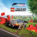 Forza Horizon 4 LEGO Speed Champions Square CMYK Key Art