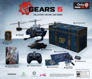 Gears 5 Colector's Edition