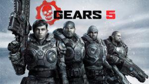 Gears 5 Key Visual