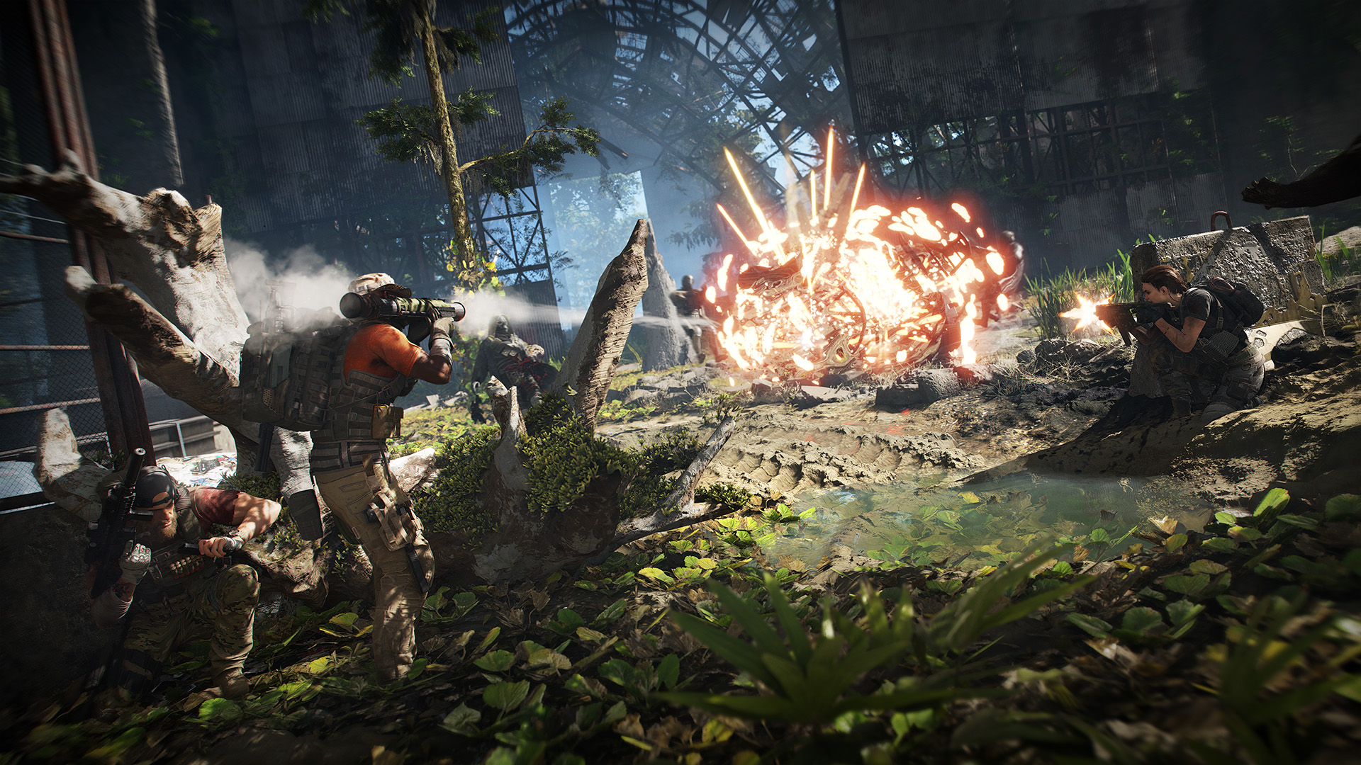 Ghost Recon Breakpoint Screen 3