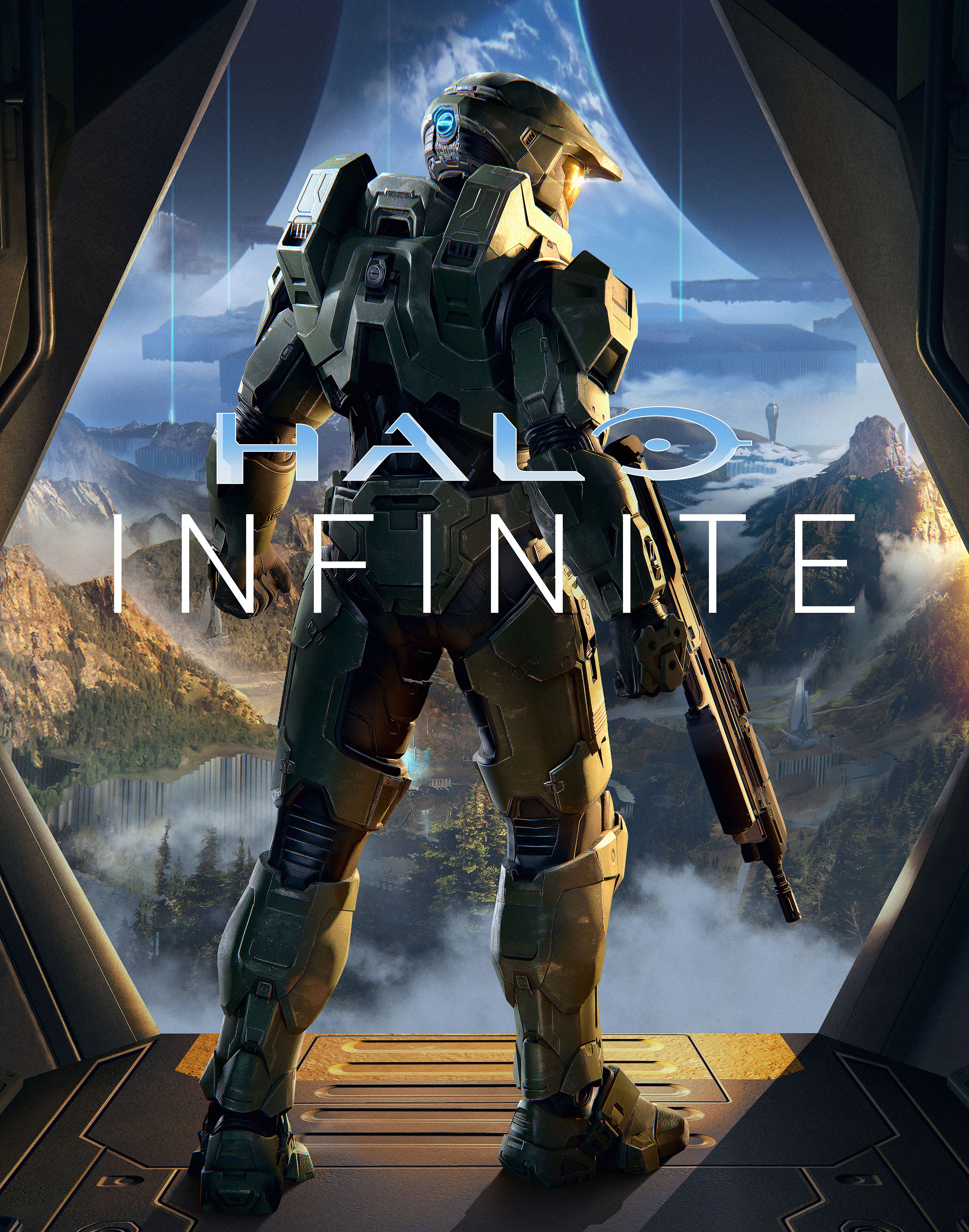 Halo Infinite Key Visual