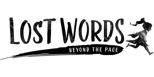 Lost Words Beyond the Page Logo