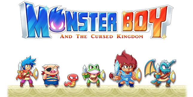 Monster Boy and the Cursed Kingdom Banner