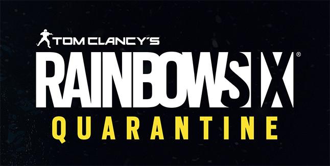 Rainbow Six Quarantine Banner Small