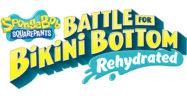 SpongeBob SquarePants Battle for Bikini Bottom Rehydrated Logo