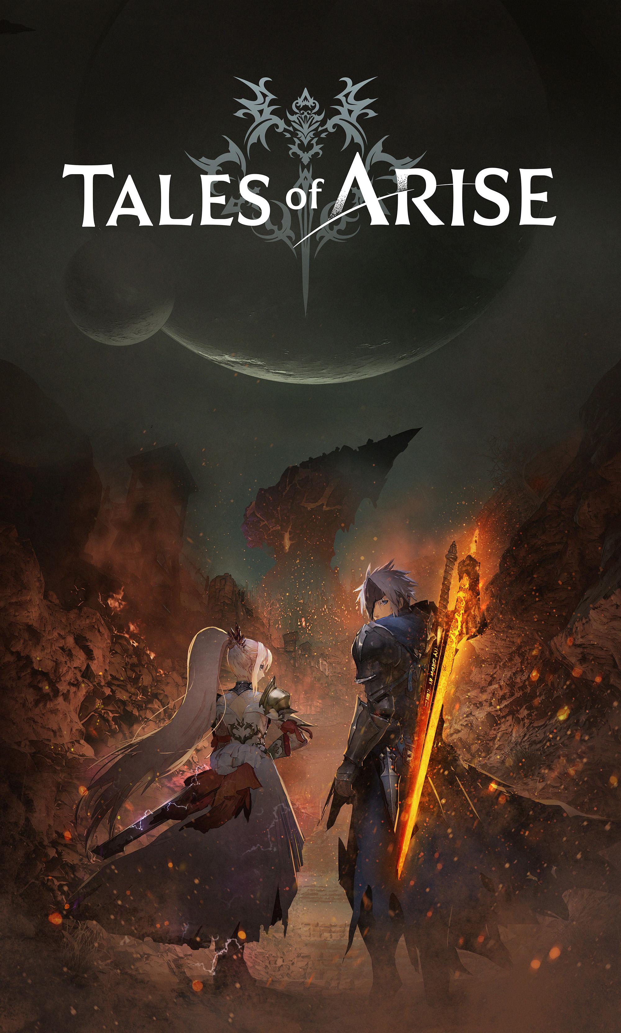 Tales of Arise Key Visual