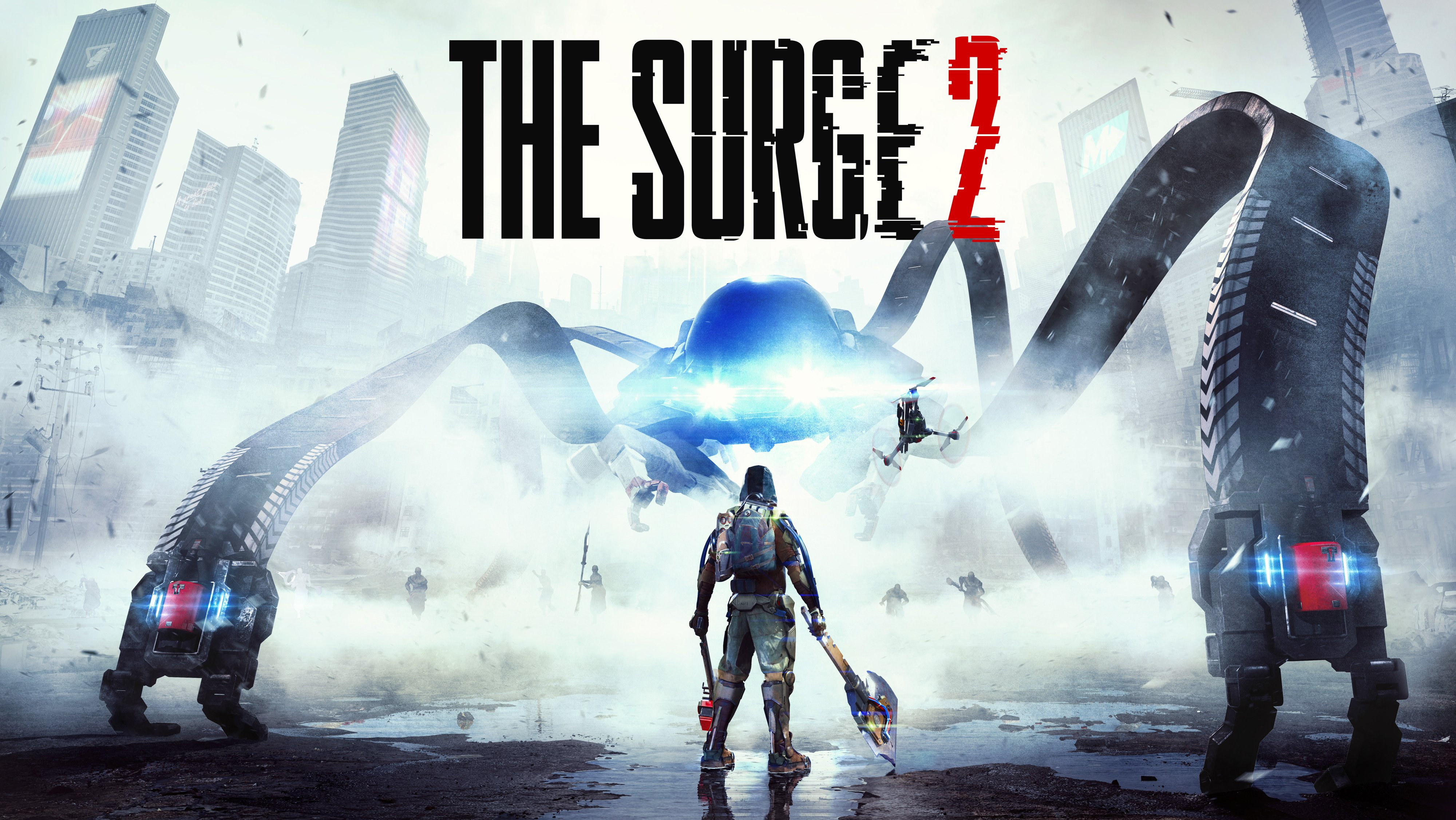 The Surge 2 Key Art Big
