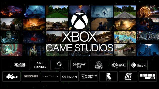 Xbox Game Studios Banner