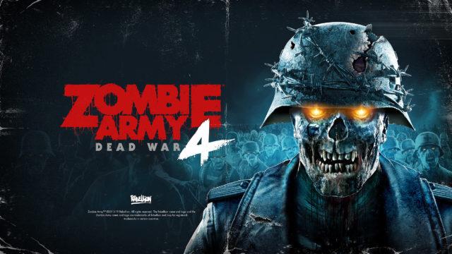Zombie Army 4 Dead War Banner