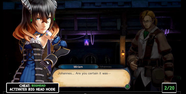 Bloodstained: Ritual of the Night Cheats