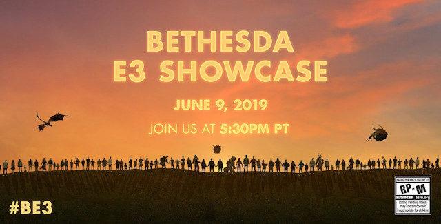 E3 2019 Bethesda Press Conference Roundup