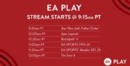 E3 2019 EA Press Conference Roundup