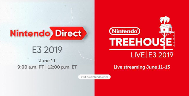 "E3 2019 Nintendo Treehouse ""Press Conference"" Roundup"