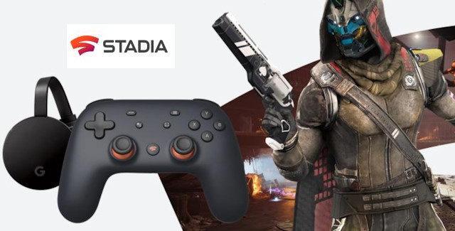 Google Stadia Games List