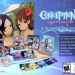 Conception Plus Maidens of the Twelve Stars - Star Gods Blessing Edition