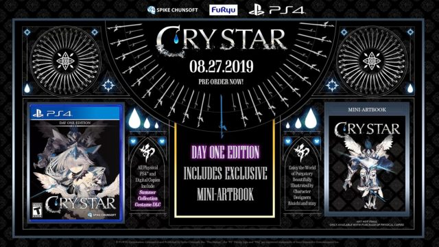 Crystar Day One Edition