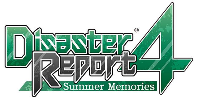 Disaster Report 4 Logo