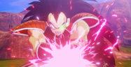 Dragon Ball Z Kakarot Raditz Banner