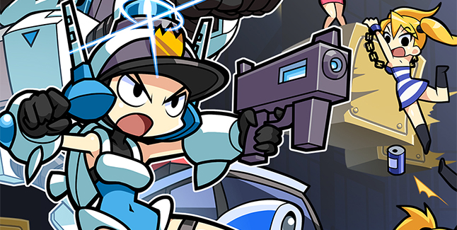 Mighty Switch Force! Collection Banner