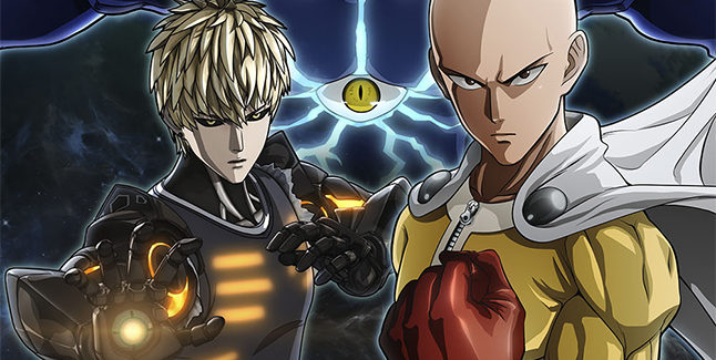 One Punch Man A Hero Nobody Knows Banner