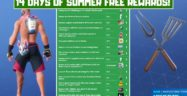 Fortnite 14 Days of Summer Guide
