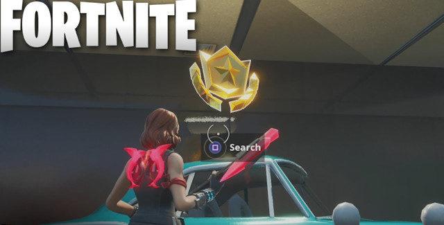 Fortnite Season 9 Week 9 Secret Battle Star Location