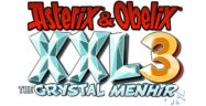 Asterix & Obelix XXL 3 The Crystal Menhir Logo