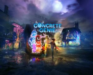 Concrete Genie Key Visual