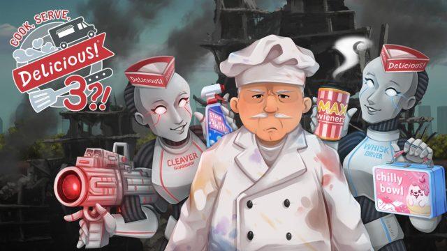 Cook Serve Delicious 3 Promo Art